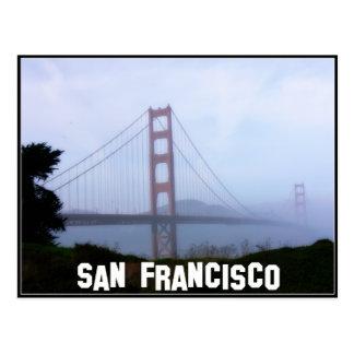 San Francisco Fog Postcard
