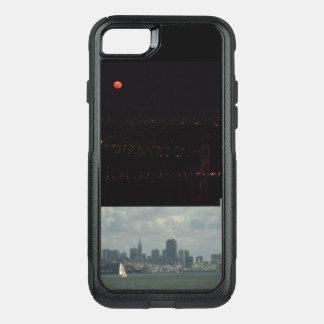 San Francisco Full Moon OtterBox Commuter iPhone 8/7 Case