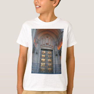 San Francisco Ghiberti Doors Kids T-shirt