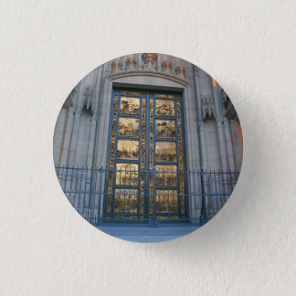 San Francisco Ghiberti Doors Pinback Button