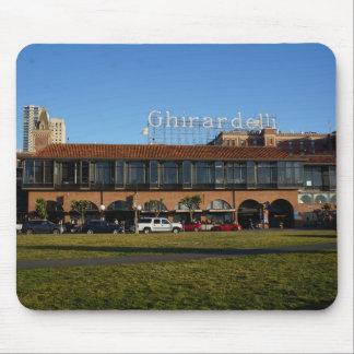 San Francisco Ghirardelli Square #2 Mousepad