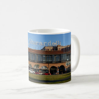 San Francisco Ghirardelli Square #2 Mug