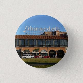 San Francisco Ghirardelli Square Pinback Button