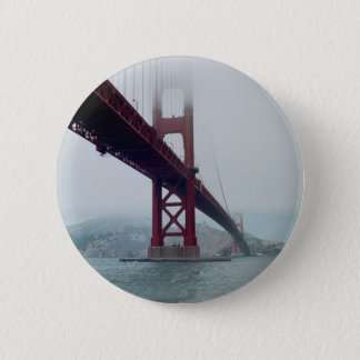 San Francisco Golden Gate Bridge 2 Inch Round Button