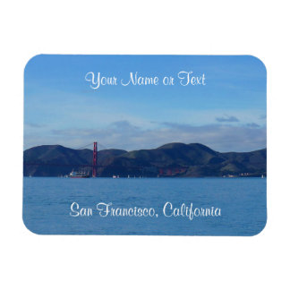 San Francisco Golden Gate Bridge #3 Magnet