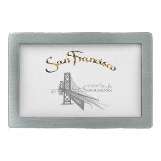San Francisco, Golden Gate Bridge Belt Buckles