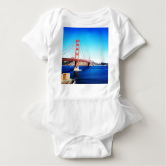 San Francisco Golden Gate Bridge California Baby Bodysuit