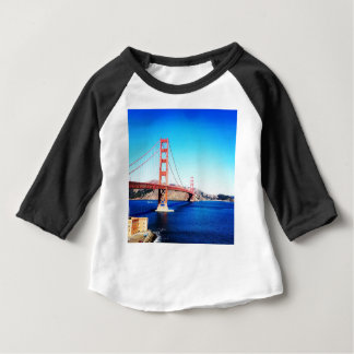 San Francisco Golden Gate Bridge California Baby T-Shirt