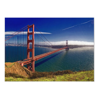 San Francisco Golden Gate Bridge Card