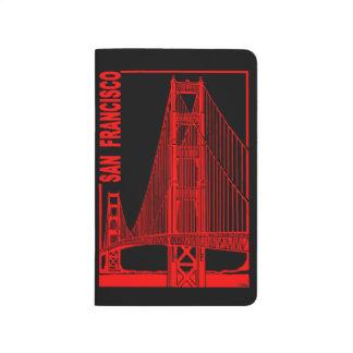 San Francisco-Golden Gate Bridge Journals