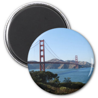 San Francisco Golden Gate Bridge Magnet