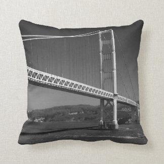 San Francisco Golden Gate Bridge Photo Pillow