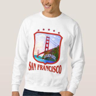 San Francisco Golden Gate Bridge Sweatshirt