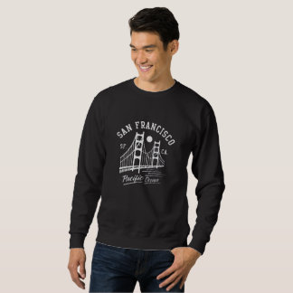 San Francisco Golden Gate Bridge Sweatshirt