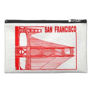 San Francisco-Golden Gate Bridge Travel Accessory Bags