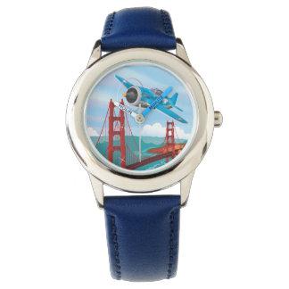 San Francisco Golden Gate Bridge Wristwatch
