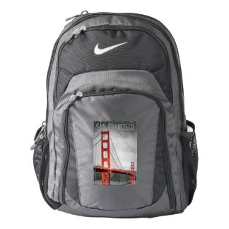 San Francisco, Golden Gate City, Backpack