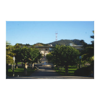 San Francisco Golden Gate Park #2 Canvas