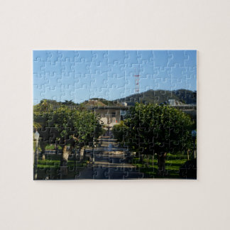 San Francisco Golden Gate Park #2 Jigsaw Puzzle