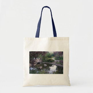 San Francisco Golden Gate Park Tote Bag