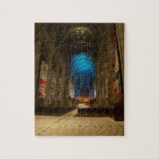San Francisco Grace Cathedral #2 Jigsaw Puzzle