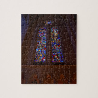 San Francisco Grace Cathedral #4 Jigsaw Puzzle