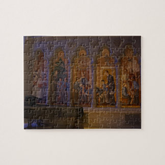 San Francisco Grace Cathedral #5 Jigsaw Puzzle