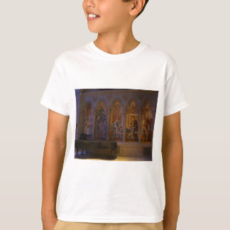 San Francisco Grace Cathedral #5 Kids T-shirt