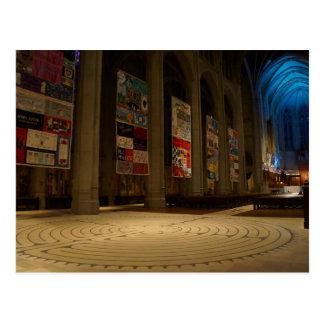 San Francisco Grace Cathedral #6 Postcard