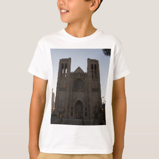 San Francisco Grace Cathedral Kids T-shirt