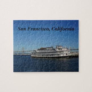 San Francisco Hornblower Cruise #2 Jigsaw Puzzle