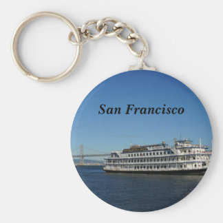 San Francisco Hornblower Cruise #2 Keychain