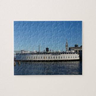 San Francisco Hornblower Cruise Jigsaw Puzzle