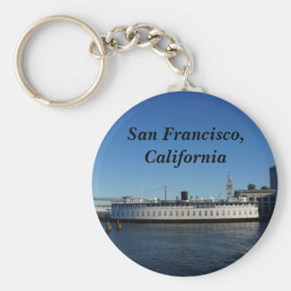 San Francisco Hornblower Cruise Keychain