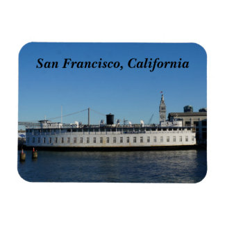 San Francisco Hornblower Cruise Magnet