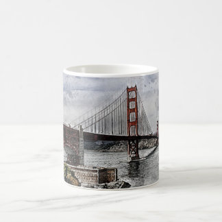 San Francisco Illustrated Mug