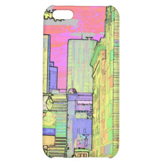 San Francisco in Color Cover For iPhone 5C