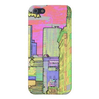 San Francisco in Colour iPhone 5/5S Cover