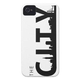 San Francisco iphone 4 iPhone 4 Case-Mate Case