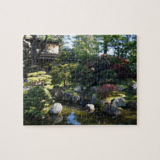 San Francisco Japanese Tea Garden #2 Jigsaw Puzzle