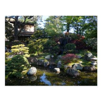 San Francisco Japanese Tea Garden #2 Postcard