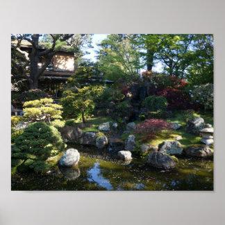 San Francisco Japanese Tea Garden #2 Poster