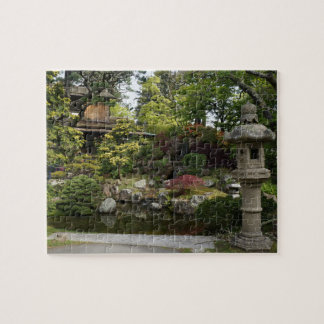 San Francisco Japanese Tea Garden #3 Jigsaw Puzzle