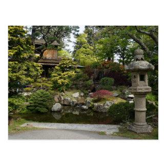 San Francisco Japanese Tea Garden #3 Postcard