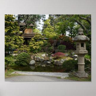 San Francisco Japanese Tea Garden #3 Poster