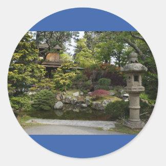 San Francisco Japanese Tea Garden #3 Stickers