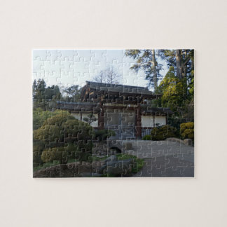 San Francisco Japanese Tea Garden #5 Jigsaw Puzzle