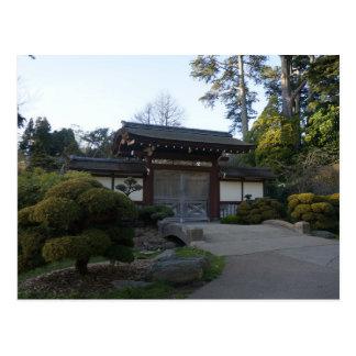 San Francisco Japanese Tea Garden #5 Postcard