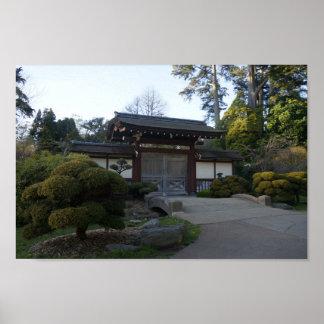 San Francisco Japanese Tea Garden #5 Poster
