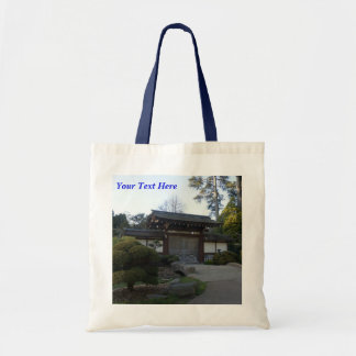 San Francisco Japanese Tea Garden #5 Tote Bag